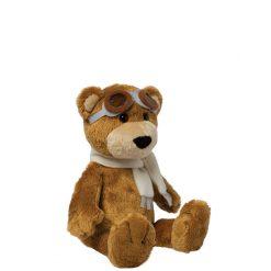 pilot teddy bear for children