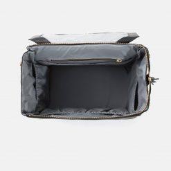 Freshly Picked Ebony Classic Diaper Bag 7