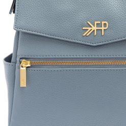 Freshly Picked Dusty Blue Mini Classic Bag 3