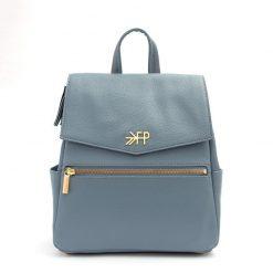 Freshly Picked Dusty Blue Mini Classic Bag