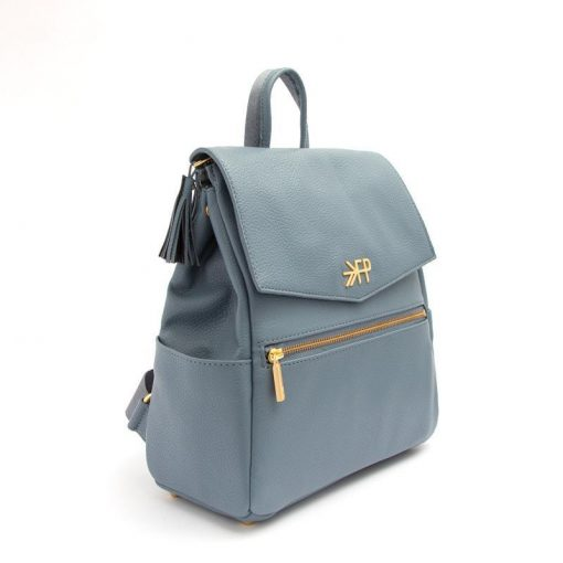 Freshly Picked Dusty Blue Mini Classic Bag 2