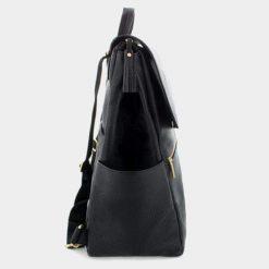 Freshly Picked Ebony Classic Diaper Bag 4