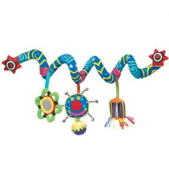 Whoozit Activity Spiral by Manhattan Toy Company