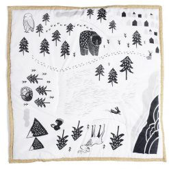 Wee Gallery Organic Cotton Explore Playmat
