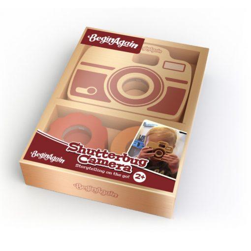 Shutterbug Camera Wooden Toy