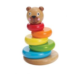 stack up bear toy for kids