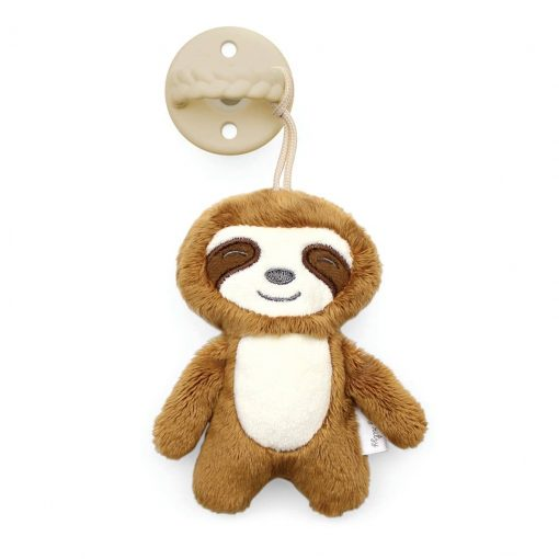 Itzy Ritzy Sweetpie Pal Sloth and Pacifier