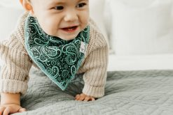 Fashionable Baby Bibs Bandana Drool Bibs by Copper Pearl