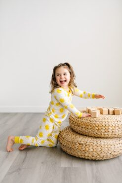 Little Sleepies Sunshine Bamboo Viscose Pajama Set