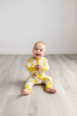 Little Sleepies Sunshine Bamboo Viscose Zippy