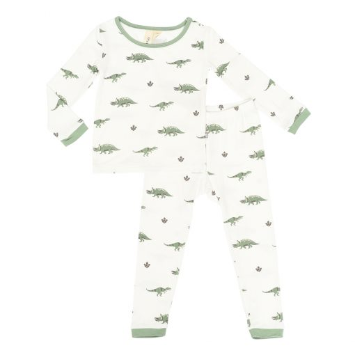 Kyte Baby Toddler Pajama Set in Dino