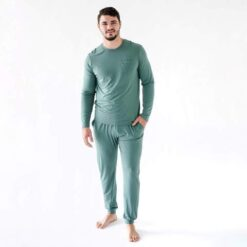 Men's Bamboo Pajama Set Jogger Style from Kyte