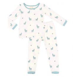 Kyte Baby Toddler Pajama Set in Alpaca