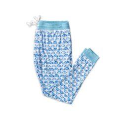 Blue Rainbow Little Sleepies Women's Bamboo Pajama Bottoms