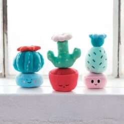 Manhattan Toys Soft Plush Cactus Garden