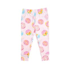 Puppy Print Toddler Pajama Set Short-Sleeve and Pants by Angel Dear