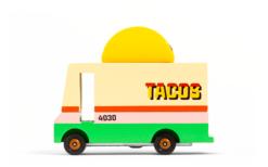 Candylab Toys Taco Van