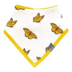 Kyte Baby Bib in Monarch