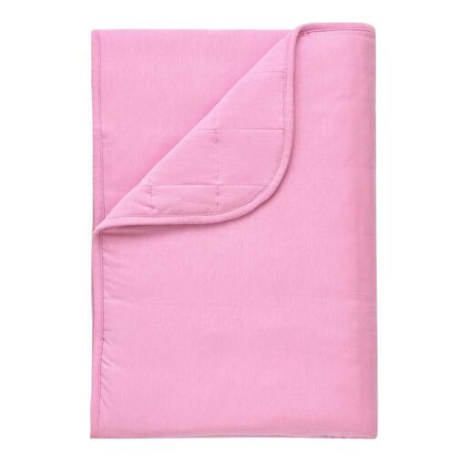 Kyte Baby Toddler Blanket in Bubblegum 2.5 TOG