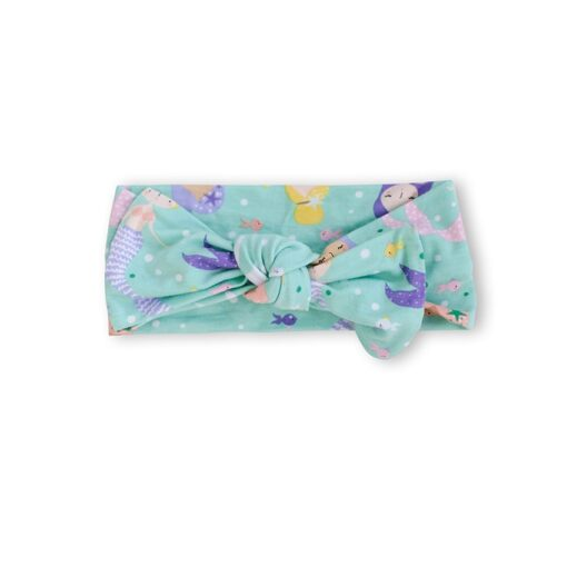 Little Sleepies Mermaid Magic Bow Headband