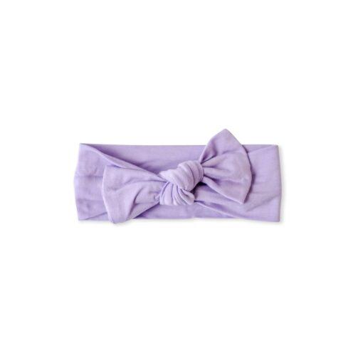 Little Sleepies Wisteria Bow Headband