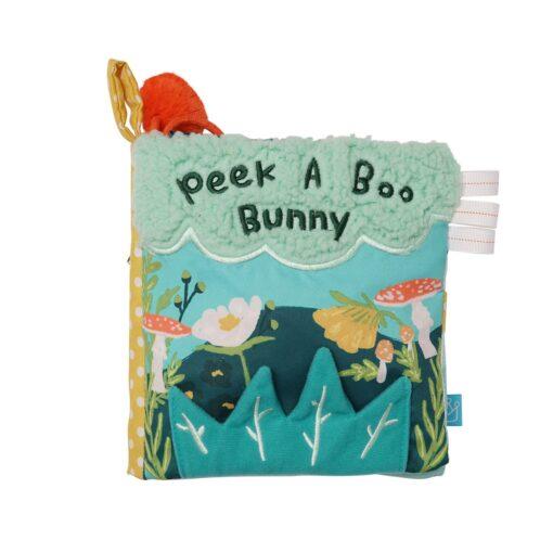 Manhattan Toys Fairytale Peek-a-Boo Soft Book