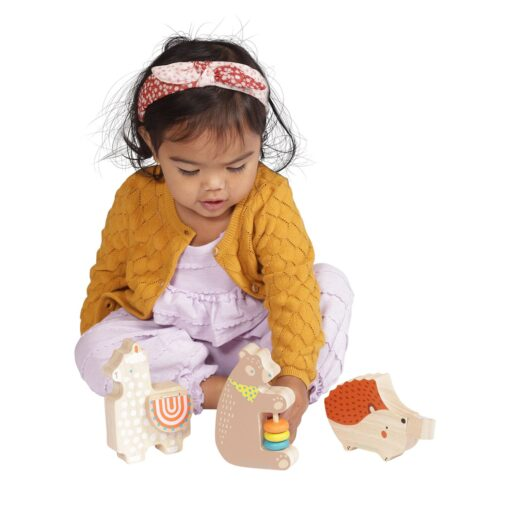 Musical Instrument Animals for Kids by Manhattan Toys