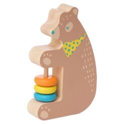 Three Musical Instrument Animals by Manhattan Toys