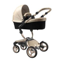 Mima Xari 3G Champagne with Built-in Carrycot