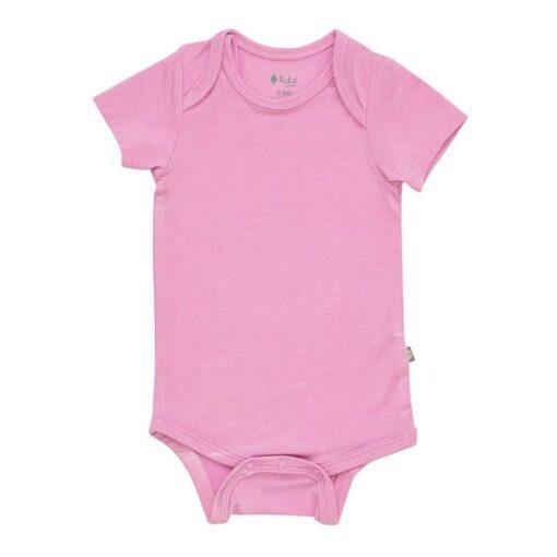 Kyte BABY Bodysuit in Bubblegum