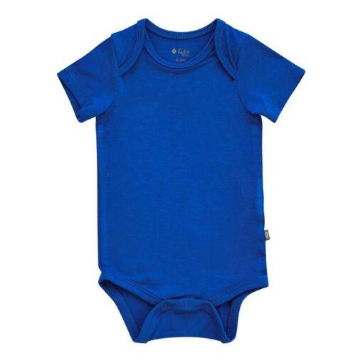 Kyte BABY Bodysuit in Indigo