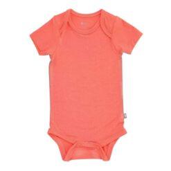 Kyte BABY Bodysuit in Melon