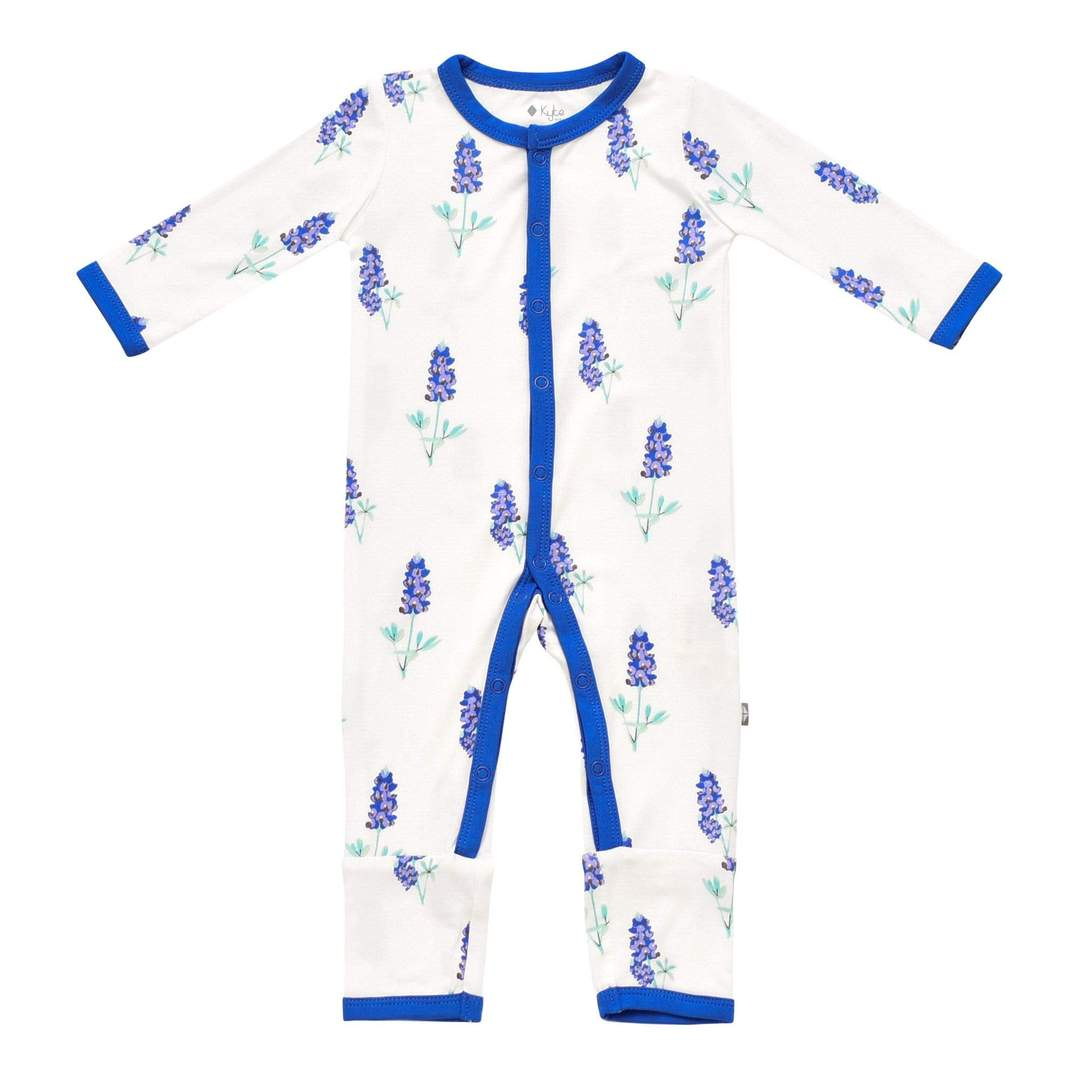 Kyte BABY Blue Bonnet Limited Edition Spring 2021 Print