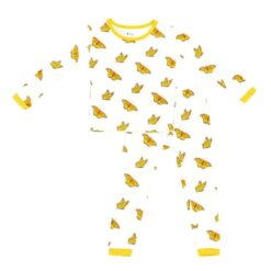 Kyte BABY Toddler Pajama Set in Monarch