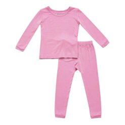 Kyte BABY Toddler Pajama Set in Bubblegum