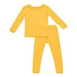 Kyte BABY Toddler Pajama Set in Pineapple