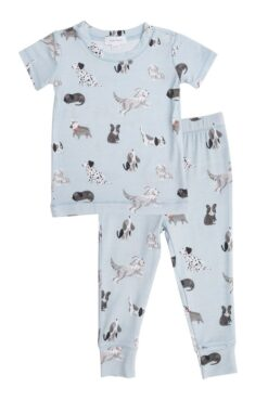 Angel Dear Grey Hounds Lounge Wear Set