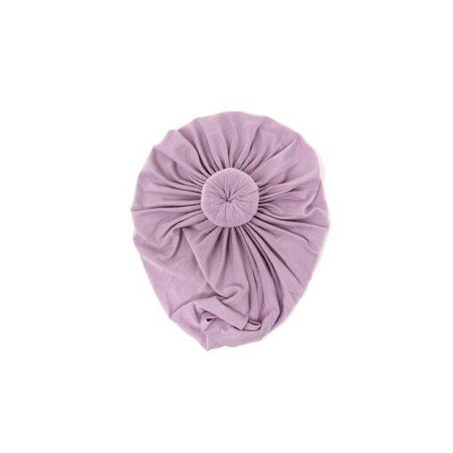 Angel Dear Modern Basics Headwrap in Lilac