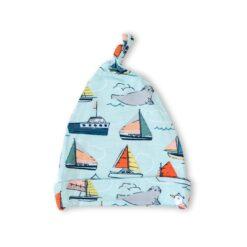Little Sleepies Set Sail Hat