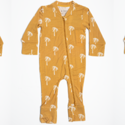 Willow+Co Palms Bamboo Footie