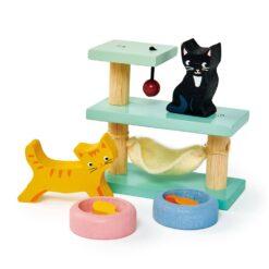 Tender Leaf Toys Pet Cats Set from Tender Leaf Toys
