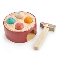 Tender Leaf Toys Woodpecker Wooden Hammer Game from Tender Leaf Toys