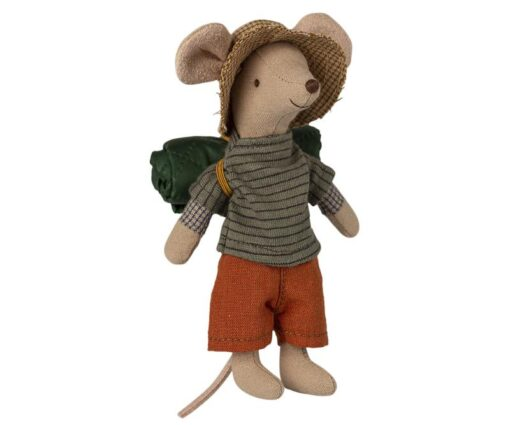 Maileg Big Brother Hiker Mouse