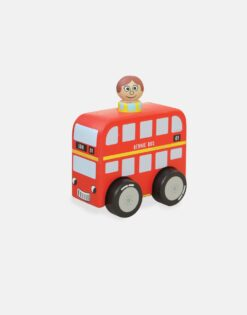 Indigo Jamm Indigo Jamm Mini Bernie Bus and Evie