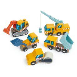 Tender Leaf Toys Construction Site from Tender Leaf Toys