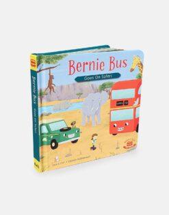 Indigo Jamm Bernie Bus Goes on a Safari
