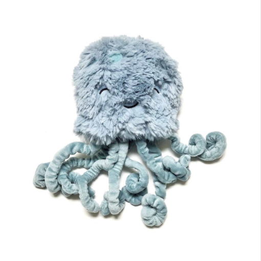 Slumberkins Slumberkins Jellyfish Mini in Pacific Blue