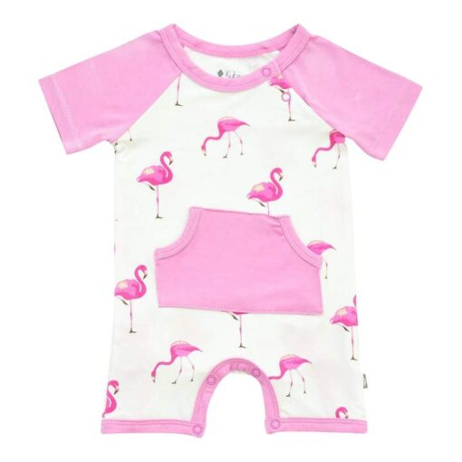 Kyte BABY Short All in Flamingo