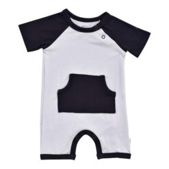 Kyte BABY Short All in Midnight & Storm