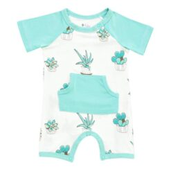 Kyte BABY Short All in Succulent